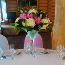 Композиция в мартиннице на стол для гостей